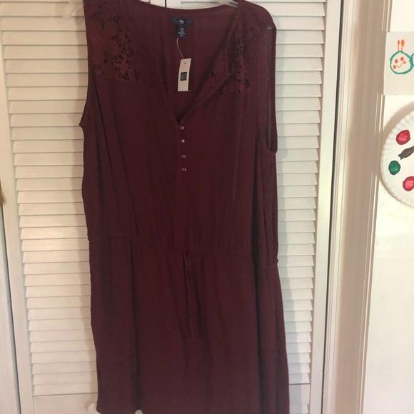 GAP Dresses & Skirts - Adorable NWT Gap dress in XL